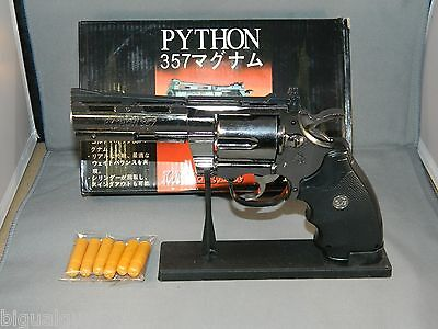 Colt Python 357 Gun Pistol Jet Torch Lighter Lifesize USA Stocked And Shipped
