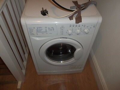 Hotpoint aquarius 6kg washing machine white wml540 picclick uk - Tumble dryer for small space pict ...
