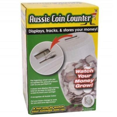 NEW - Aussie Coin Counter - Free Delivery