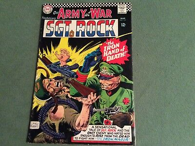 Our Army at War #165 (Mar 1966, DC)