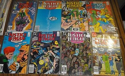 Lot of Justice League #26-112 plus See Pics