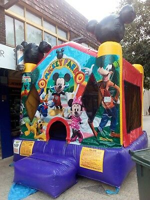 Disney Mickey Mouse Clubhouse Jumping Castle