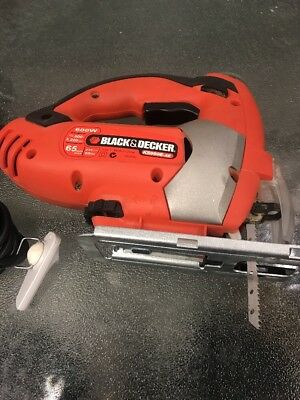 Jigsaw, Black & Decker KS999E-XE, 600W, Electric
