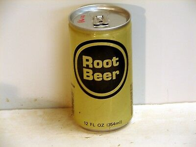 Root Beer; Conpac Beverages, Inc.; St. Louis, MO; Soda pop can