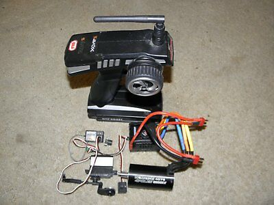 Hobbywing esc and motor combo