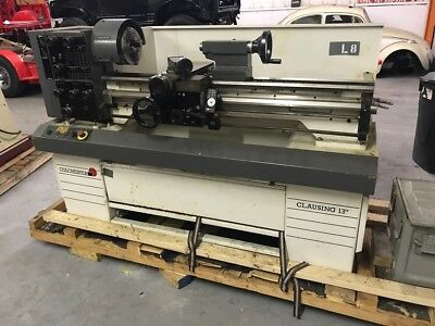 "Clausing Colchester 13"" metal lathe machining  MUST SELL  LOWERED PRICE"