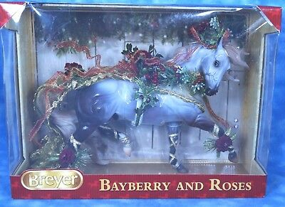Breyer Bayberry and Roses Holiday Horse 2014 Esprit Mold 700117