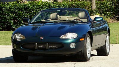 2002 Jaguar XKR SEE FULL DESCRIPTION BELOW 2002 JAGUAR CONVERTIBLE 2+2 XKR SUPER CHARGED ENGINE EXCELLENT INSIDE AN OUT