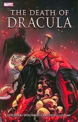 THE DEATH OF DRACULA Tradepaperback
