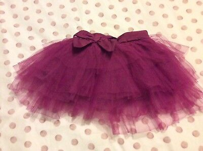 Girls Next Cerise Pink Tutu Skirt Age 1.5-2 Years, EXCELLENT condition
