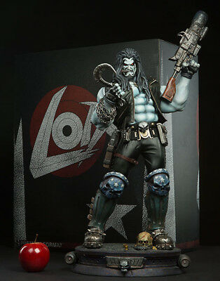 "Sideshow Collectibles ""lobo"" Premium Format Exclusive Figure"