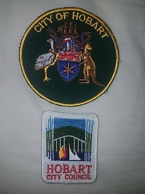 Tasmania Local Council Patch - NOT Police Australia Ranger TAS