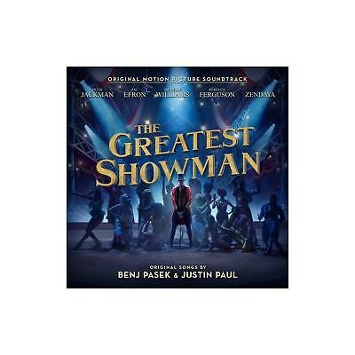Various Artists - The Greatest Showman Original Motion Picture Soundtrack