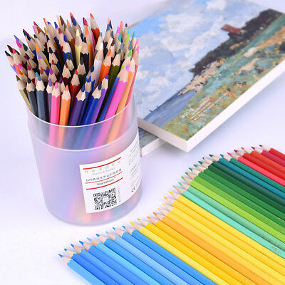Pack of 120 Colored Pencils Oil Based Colored Pencil Set for Adult Coloring Book