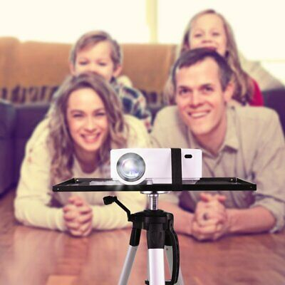 Tripod Stand/Table Portable/Adjustable Height For Projector/LaptopDJ & Tilt Tray
