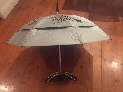 NEW Gustbuster Spectator UV Blocking Umbrella Seat Chair