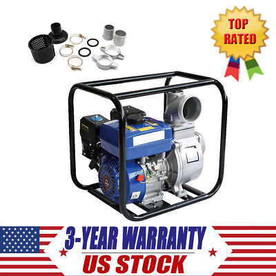 GASOLINE WATER PUMP 2