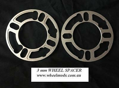FORD FAIRMONT EL 3mm Wheel Spacer one pair