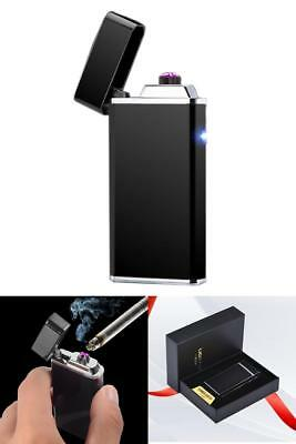Atomic USB Electronic Lighter Electric Plasma Dual Arc Flameless Rechargeable US