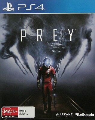 Prey - Playstation 4 Game PS4 **Brand New/Sealed & AUS Stock**