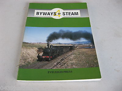 New South Wales Railways - Byways Of Steam Number 4 Eveleigh Press As New Cond.
