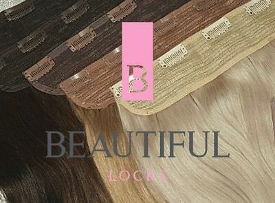 Luxury Remy Clip in Hair Extensions - Beautiful Locks, Beauty Works Quality #2