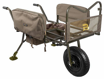 Spro Strategy Outback Trailblazer Barrow Trolley Caddy Carp Transportkarre NEW