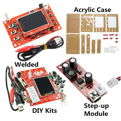 "Digital DSO138 2.4"" TFT Oscilloscope Acrylic Case DIY Kit SMD Soldered R2C0"