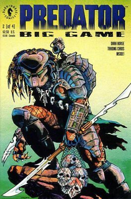 Predator: Big Game (1991 Ltd) #   2 Near Mint (NM) Dark Horse MODERN AGE COMICS