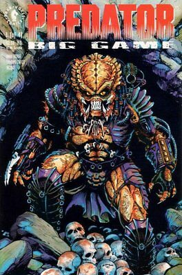 Predator: Big Game (1991 Ltd) #   1 Near Mint (NM) Dark Horse MODERN AGE COMICS