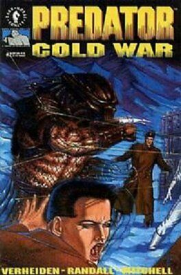 Predator: Cold War (1991 Ltd) #   2 Near Mint (NM) Dark Horse MODERN AGE COMICS