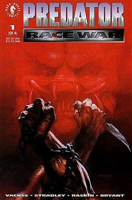 Predator: Race War (1993 Ltd) #   1 (NrMnt Minus-) (NM-) Dark Horse AMERICAN COM