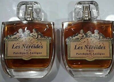 les nereides paris  patchouli antique 200ml 2 da 100 ml