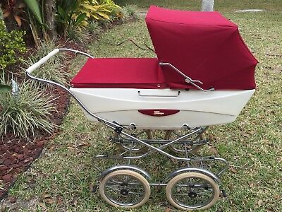 Vintage Baby Carriage 1981
