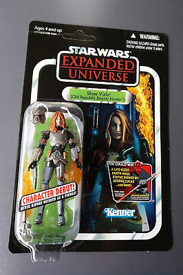 Star Wars Vintage Collection VC101 Shae Vizla (Old Republic Bounty Hunter) MOC