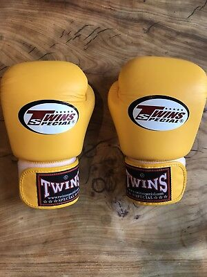 twins special boxing gloves, 10oz, New Without Tags