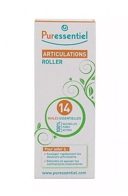 Puressentiel Roller Apaisant 75Ml Articulation & Muscle 14 Huiles Essentielles