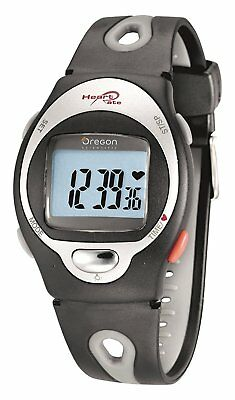 Oregon Scientific HR-102 - Reloj cardiofrecuencímetro, unisex Black