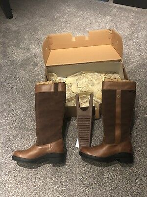 Ariat Windermere Boots Size 9 Waterproof Country Boot