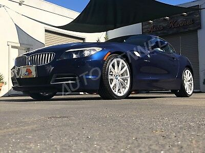 2011 BMW Z4 sDrive 35is M-Sport 2011 BMW Z4 sDrive 35is Hardtop Roadster 2-SoCal Owners Original Paint
