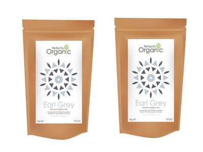 Organic Earl Grey Tea  2 Packs for $9 Such flavour!