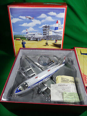 "Schuco Electro Radiant 5600 Vickers Viscount "" KLM"" Tinplate Lagerfund - Nos"
