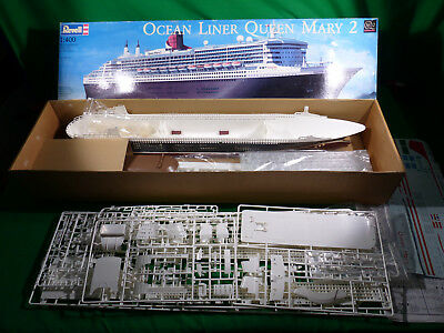 Revell 05223 Ocean Liner Queen Mary 2 - Scale 1:400 - Länge 85cm