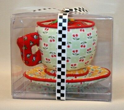 Mary Engelbreit Collectible Pincushions by DRITZ 2001