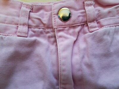 girls Pink jeans
