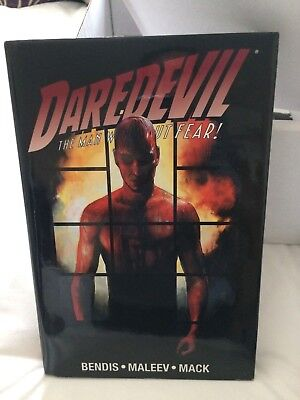 Daredevil The Man Without Fear Hard Back Graphic Novel Vol 6