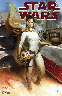STAR WARS #40 ADI GRANOV EXCLUSIVE VARIANT COVER 1st Print Marvel New Unread NM