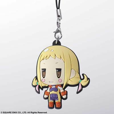 Square Enix Trading Rubber Strap Vol 5 Cellphone Charm Final Fantasy XII Penelo