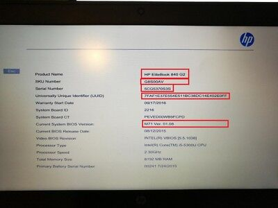 Unlock All Hp Bios Service , Remove Hp Bios Password