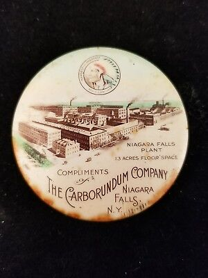 The Carborundum Company Niagara Falls NY paper weight